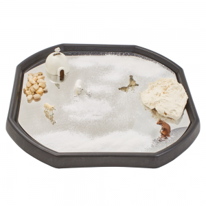 Tuff Tray Mirror Insert to develop reflective play.