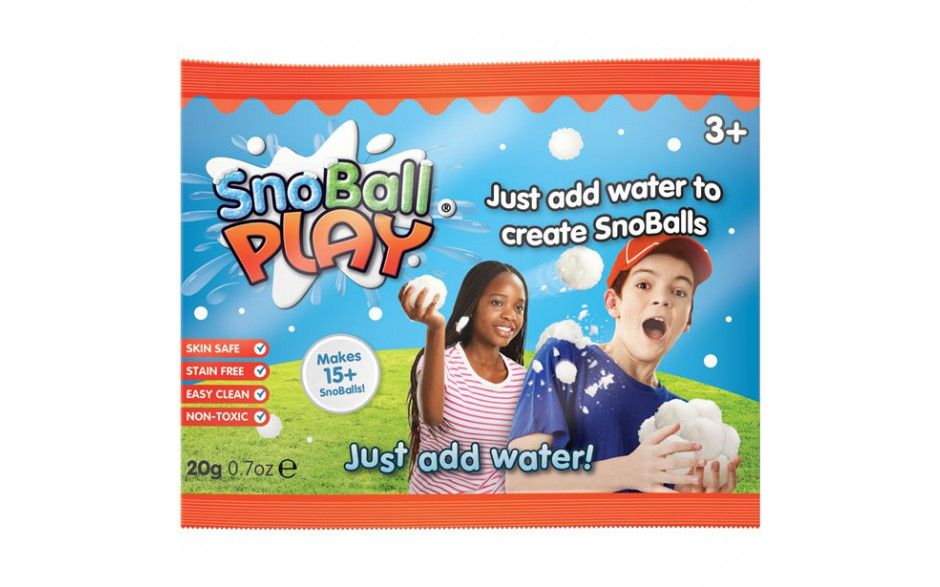 Snoball Play Foil Bag