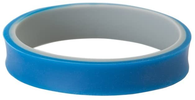 Chewelry Chewigem Adult Bangle Blue Wrist Band