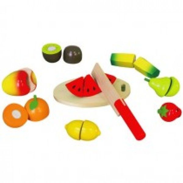 Fruit Chopping Play Food