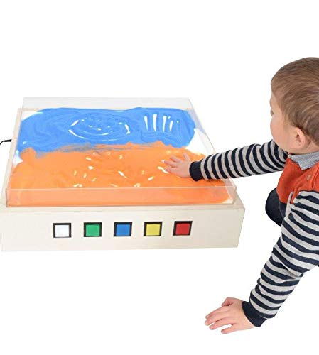 Light Table with Sand Tray Top